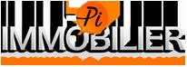 Pi Immobilier Logo